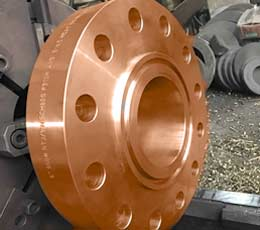 COPPER NICKEL 90/10 RING TYPE JOINT FLANGE