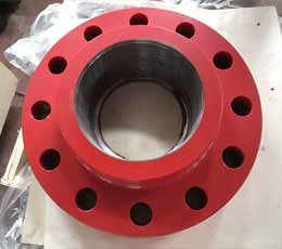 AISI 4130 SLIP ON ALLOY STEEL FLANGE
