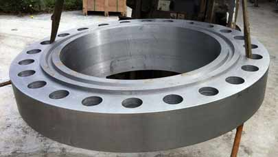 ALLOY STEEL AISI 4130 RTJ FLANGES
