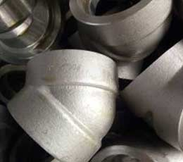 High Alloy Steel 45 Degree Elbow