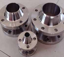 "Forged Stainless Steel Flanges A182 F316L S40 2"" Class 1500 RTJ Welding Neck Flanges"