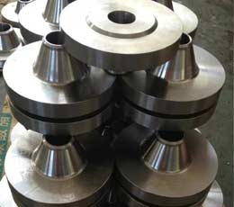 6 WELD NECK A182 F9 ALLOY STEEL FLANGE