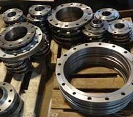 ASTM A182 F9 PLATE FLANGE