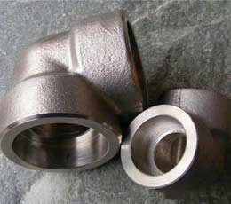 A694 Gr F70 Socket Weld 90 Degree