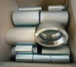 A694 CS Gr F70 Socket Weld Full Coupling