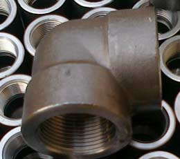 DN40 PIPE CS NPT 90 DEGREE ELBOW