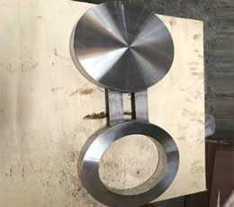 INCONEL 625 ALLOY STEEL 8 SPECTACLE BLIND FLANGES