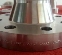 INCONEL 625 LONG WELD NECK FLANGES