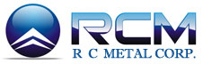 R.C. Metal Corporation Logo