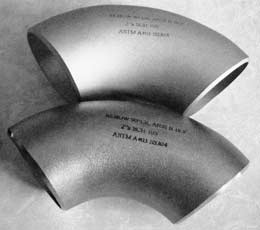 Stainless Steels Buttweld Elbow
